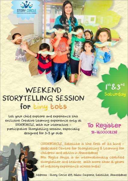 flinnt | Storytelling for Parents and Educators